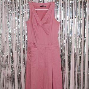 Ted Baker Pink Dress Size 2